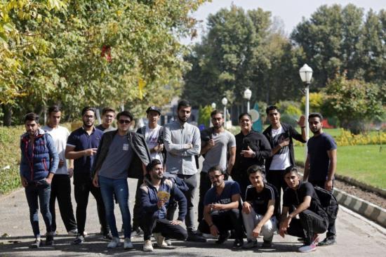 دانشجویان ورودی ۹۶